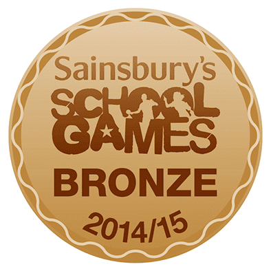 Sainsbury's School Games Bronze
